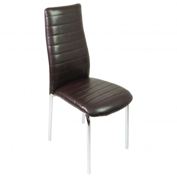 scaun-bucatarie-monaco-y49-maro-inchis-1