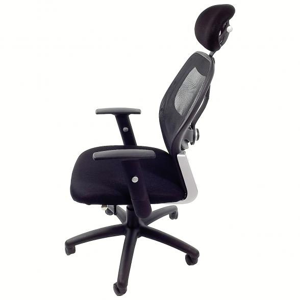 promotii-scaune.ro, Scaun ergonomic B25 Negru Professional Super Confort