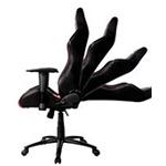 promotii scaune.ro/Scaun gaming B24,negru-albastru-zendeco