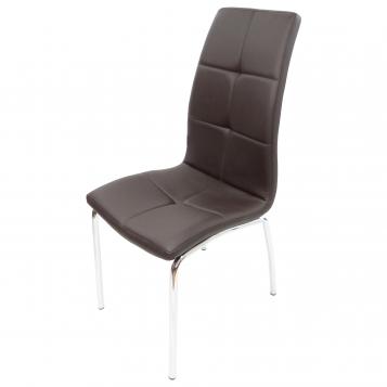 promotii-scaune.ro/scaun bucatarie D14 maro