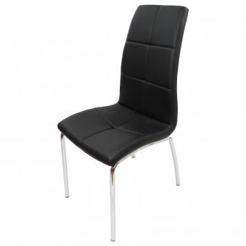 promotii-scaune.ro/scaun bucatarie D14 negru