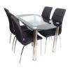 promotii-scaune.ro/Set de masa SM67D14 negru
