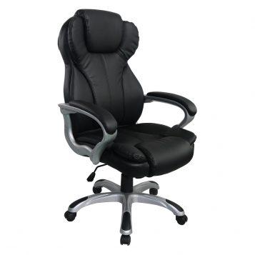 Scaun directorial Comodo Boss B139, negru./promotii-scaune.ro