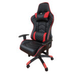 Scaun Gaming PowerRace B22 negru rosu
