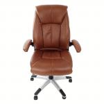 scaun birou B33, maro, picioare gri, zendeco-armonia casei tale (1)