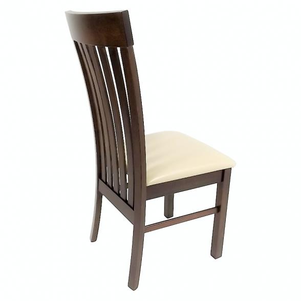 scaun de bucatarie 357 walnut
