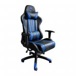 Scaun gaming B24,negru-albastru-zendeco (5)