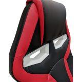 scaun gaming Arka B10 negru si rosu (3)