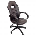 scaun gaming B20 maro-negru (2)