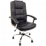 scaun de birou b14 negru