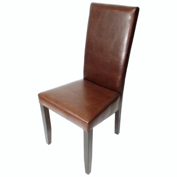scaun de bucatarie t500 brown