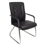 scaun vizitator Y10 negru