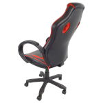 scaun birou B103 negru rosu