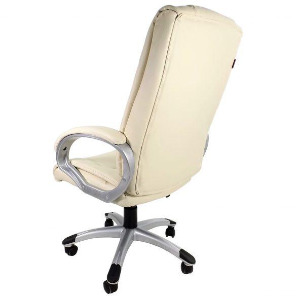 scaun birou B114 bej (2)