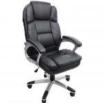 scaun directorial B110 negru