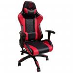 Scaun Gaming Aigle B54 negru/rosu