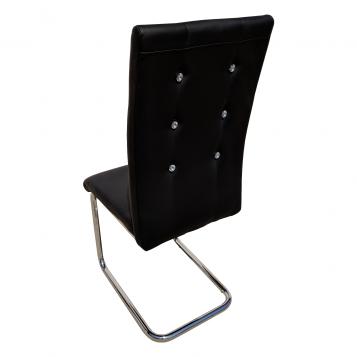 promotii scaune.ro / Scaun de bucatarie Zen D17 negre (4)