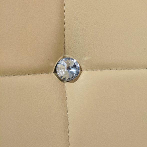 Scaun de bucatarie Zen D23 bej 624cu diamant2