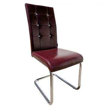 promotii scaune.ro/ Scaun de bucatarie Zen D23 bordo