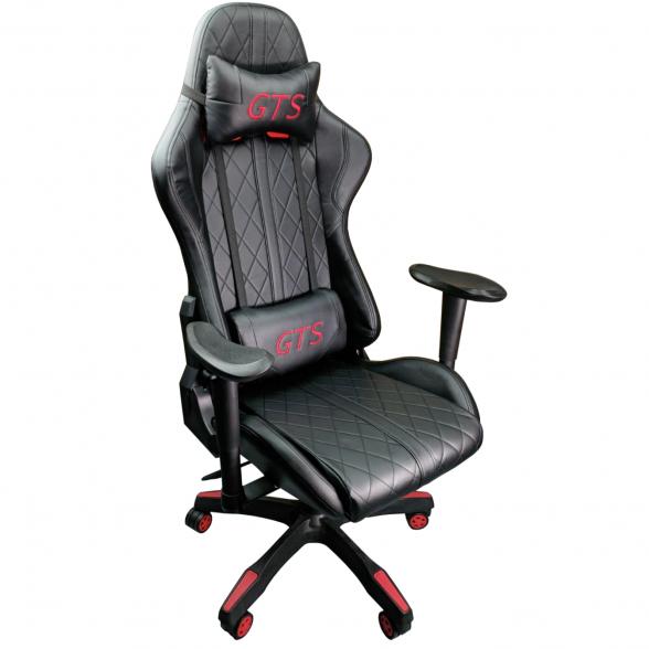 Promotii scaune.roScaun gaming Arka Aigle B52 rosu negru-zendeco.ro (2)