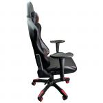 Scaun gaming Arka Aigle B52 rosu negru-zendeco.ro (5)