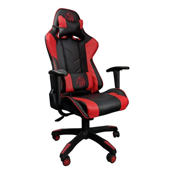 scaun gaming Arka Eagle B54 rosu negru-zendeco.ro (3)