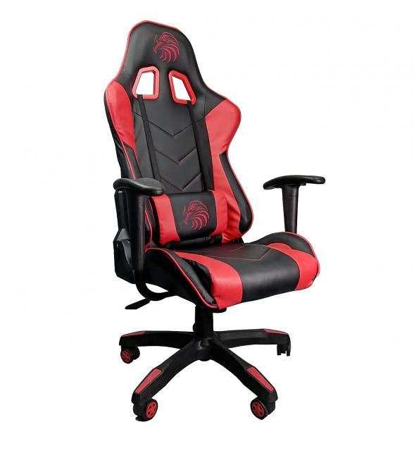 scaun gaming Arka Eagle B54 rosu negru-zendeco.ro