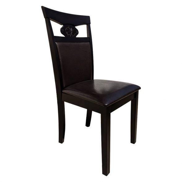 scaun living Zen 132 wenge cappuccino (3)