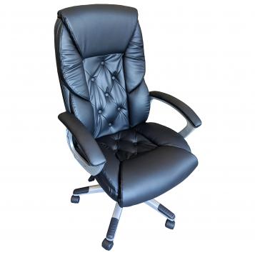 promotii-scaune.ro/Scaun directorial Comodo B26,negru