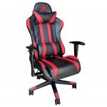 Scaun gaming Power Race B135, negru rosu