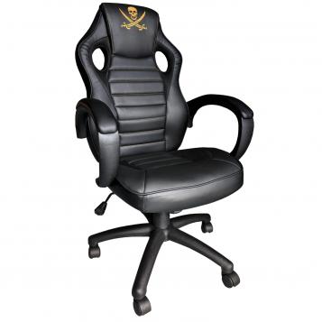 promotii-scaune.ro/Scaun-gaming-Arka-B13-negru -gold-zendeco.ro