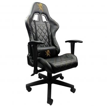 Promotii-scaune.ro/Scaun-gaming-Zendeco-Arka-B56-Leu-negru-auriu-zendeco.ro