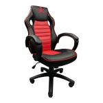 Scaun Gaming Zendeco Pirat B13 negru rosu/promotii scaune.ro