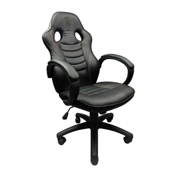 scaun gaming Zendeco Pantera B99 negru maro
