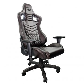 Scaun Gaming Arka Luxury B146b brown brown/promotii scaune.ro
