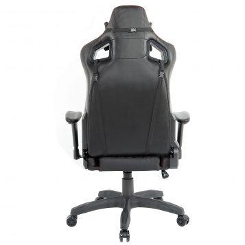 Scaun Gaming Arka Luxury B157b negru si rosu/promotii scaune.ro