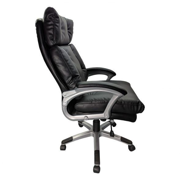 Promotii scaune.ro/Scaun directorial Comodo B145, negru,Confort extrem1