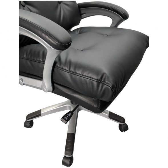 Zendeco.ro-Scaun directorial Comodo B145, negru,Confort extrem4