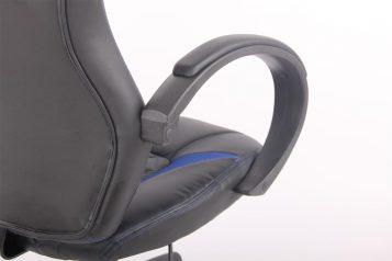 Scaun Gaming Zen B117 negru albastru/promotii scaune.ro