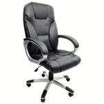 scaun directorial B109 negru/promotii scaune.ro