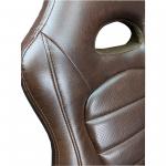 Scaun gaming Zen B149 maro,piele ecologica perforata anti transpiratie (4)