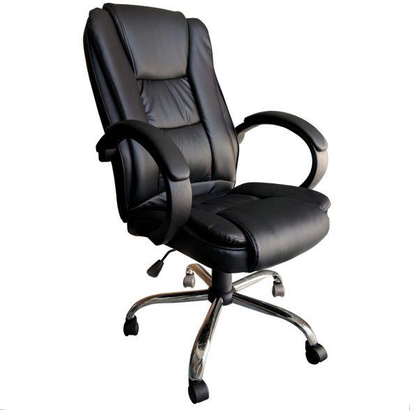 Promotii scaune.ro/Scaun directorial B150 negru, zendeco.ro