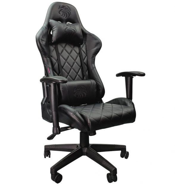 Promotii scaune.ro/Scaun gaming Arka Aigle B52 negru-zendeco.ro