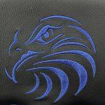 Zendeco.ro-scaun gaming Arka Eagle B54 negru albastru