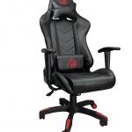 scaun gaming Arka Eagle B54 negru/promotii scaune.ro