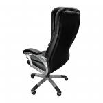Promotii scaune.ro-Scaun directorial Skay B153, negru, piele ecologica