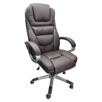 Scaun de birou B135 brown/promotii scaune.ro