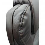 Zendeco.ro-Scaun directorial Comodo B135, brown, Spatar inalt, Confort1