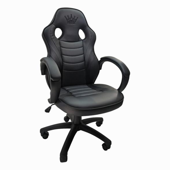 Scaun ergonomic Arka B99 negru carbon, Zendeco.ro