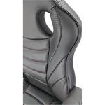 Zendeco.ro-Scaun Gaming Arka B99, Black 3D,piele perforata, piele ecologica